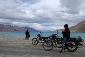 Pangong Tso, completely worth the effort of getting there.